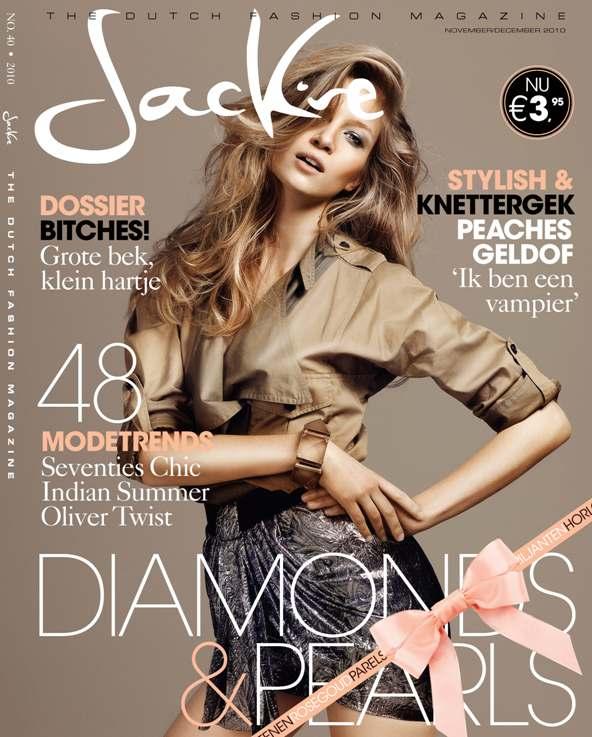 Dutch Fashion Magazines Dutch Fashion Magazine